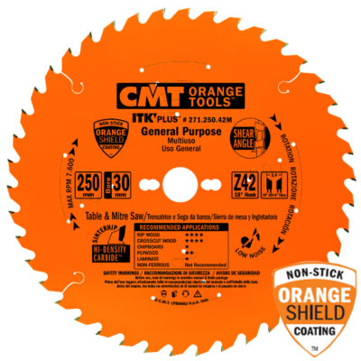 Ultra Thin-Kerf saw blade HW 150 x 1