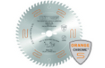 Fine Cut-Off finishing sawblade HW ″Chrome″ 303x3 2/2 2x30 Z60 hollow face/HDF  PH combi3″