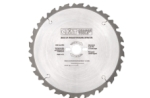 Saw blade for building contractors HW ATB 350x3
