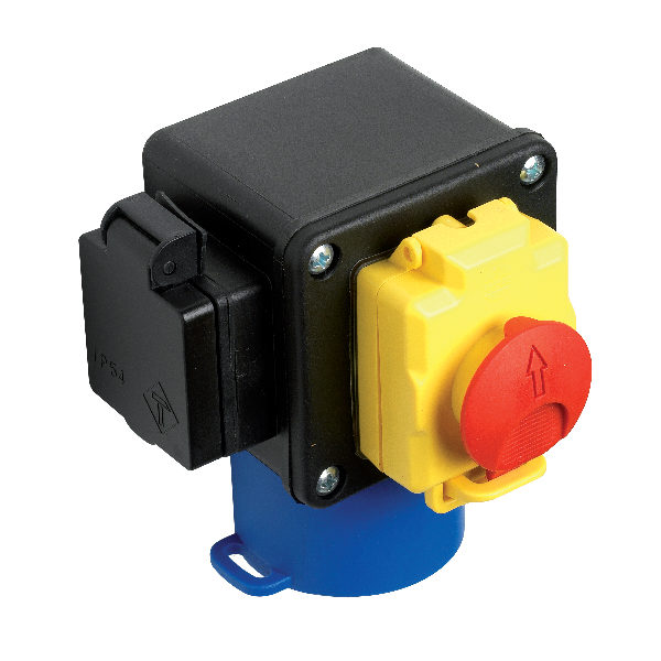 Electric safety switch