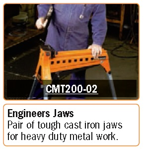 Engineers Jaws for CMT200