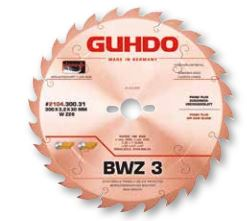Rip saw blade HW BWZ3 Piano+  G-coat 400x4