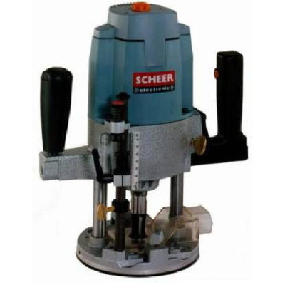Portable router Scheer HM 18-E